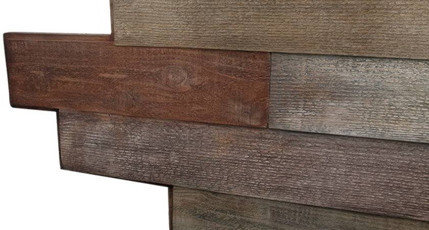 Reclaimed Barn Board Paneling Creative Faux Panels