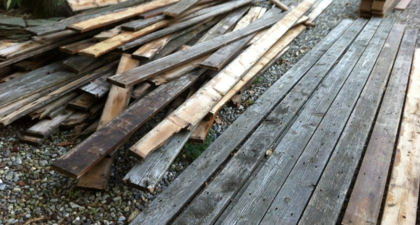 Reclaimed Cedar Decking Llc