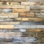 Reclaimed Pallet Wood Dismantled Boards