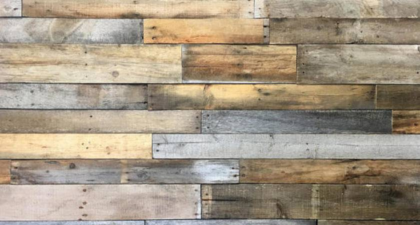 Reclaimed Pallet Wood Dismantled Boards