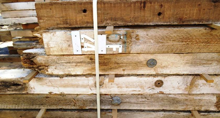 Reclaimed Reservoir Wood Cedar Mission Bell