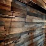 Reclaimed Wood Paneling Sustainable Lumber Company