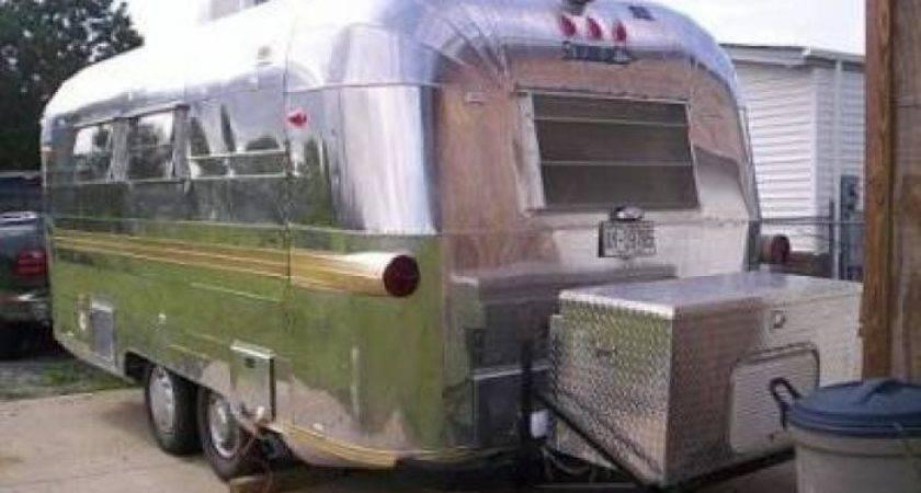 Recreational Vehicles Travel Trailers Streamline