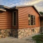 Red Cedar Cabin Siding Maintenance Log