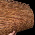 Red Cedar Tru Log Siding