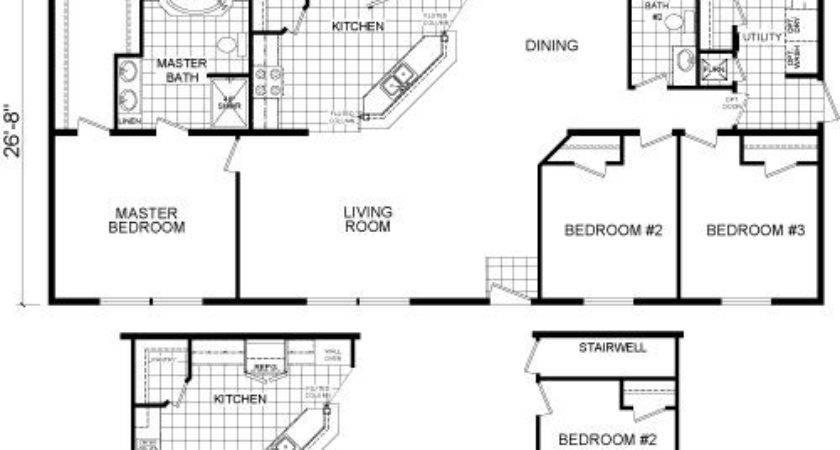 Redman Mobile Home Floor Plans Homemade Ftempo