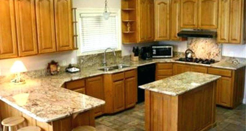 Redo Kitchen Countertops Refinish Remodel