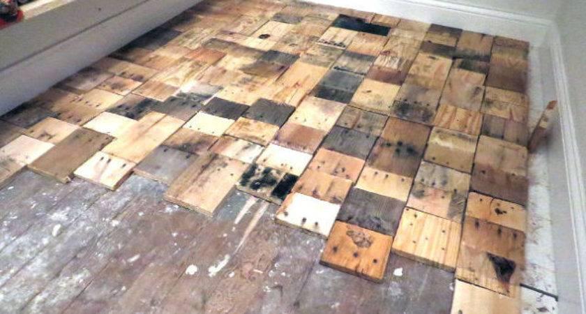 Redoing Floor Pallet Wood Hometalk