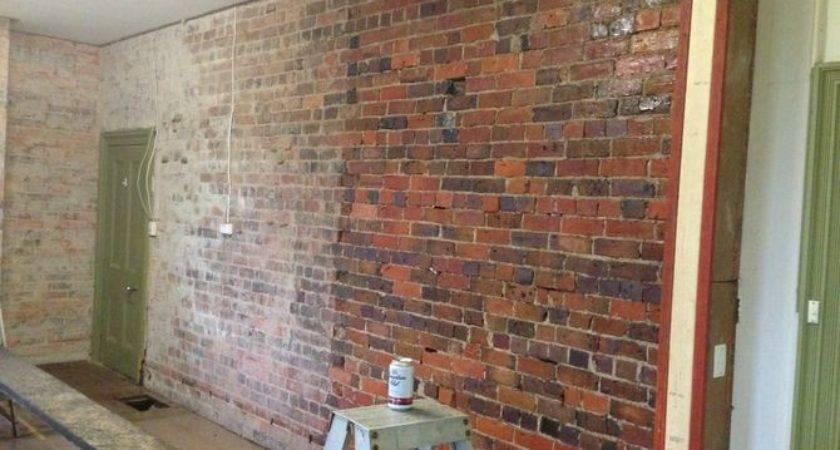 Refinish Interior Brick Wall Billingsblessingbags