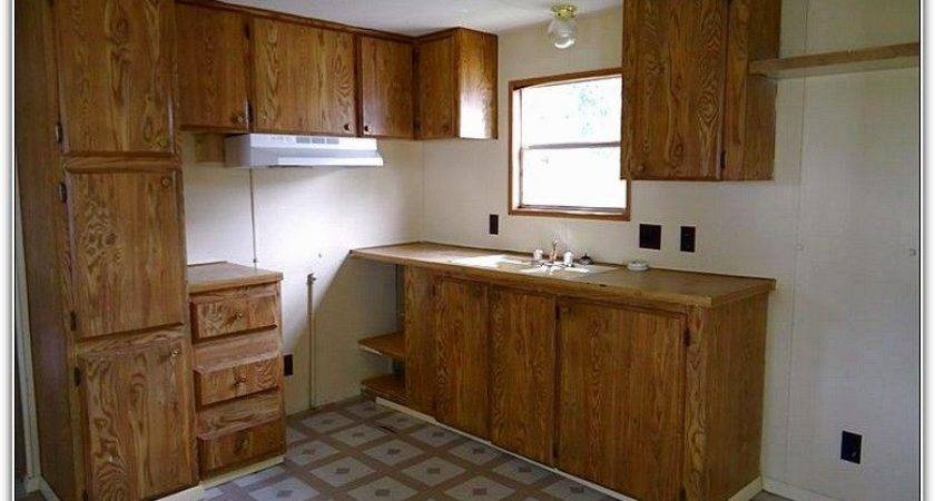 Refinish Mobile Home Cabinets Homemade Ftempo