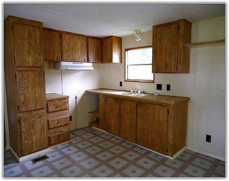 21 Delightful How To Refinish Mobile Home Cabinets - Get ...