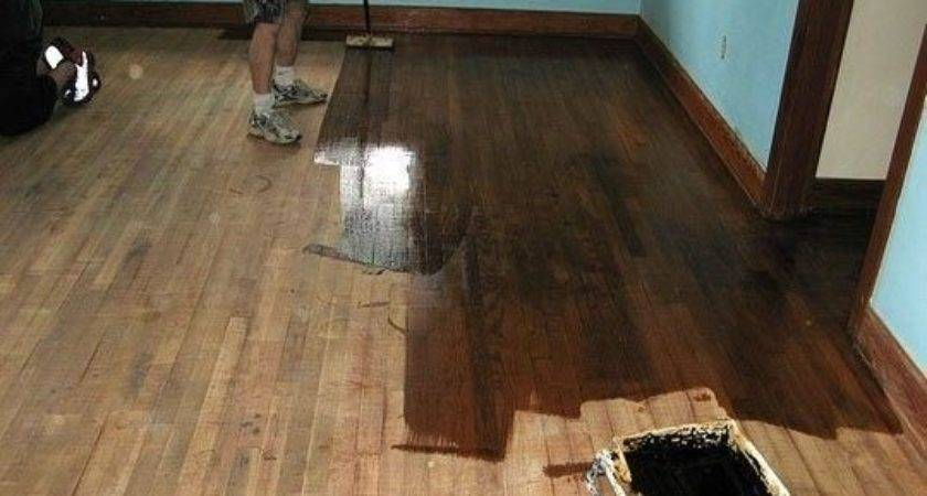 Refinishing Old White Pine Floor Subfloor Paint