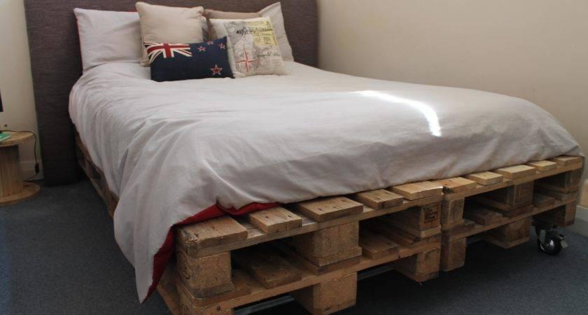 Refurbishing Wood Pallet Furniture Trellischicago