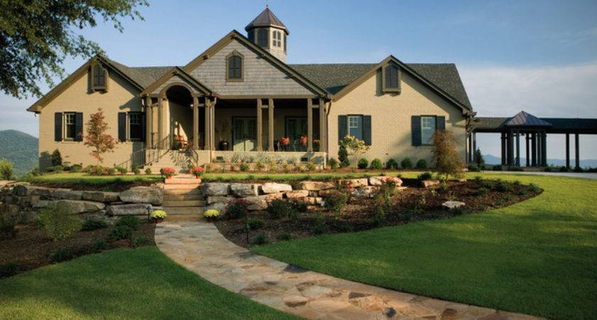 Remodel Ranch House Traditional Exterior