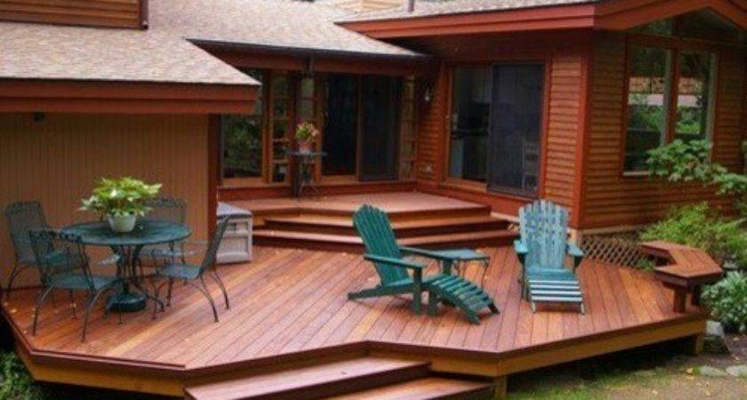 Remodelaholic Build Space Saving Deck Benches