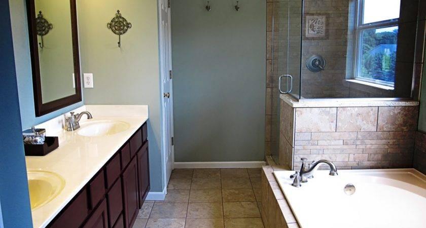 Remodelaholic Master Bathroom Before After