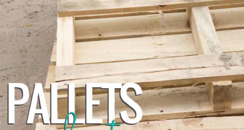 Remodelaholic Pallets Aplenty Creative Diy Pallet