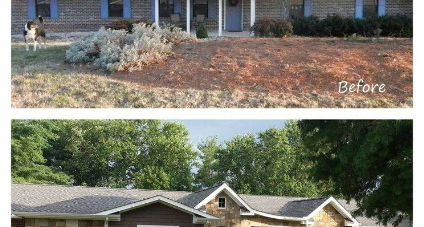 Remodeled Ranch Homes Before After