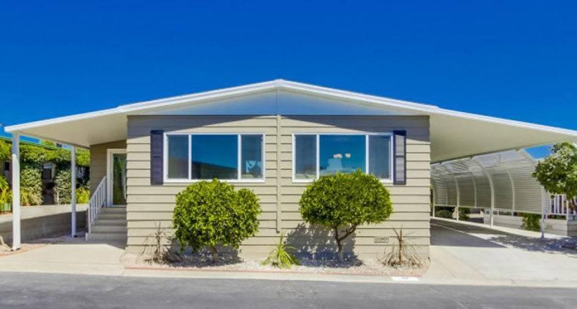 Remodeling Exterior Mobile Home Joy