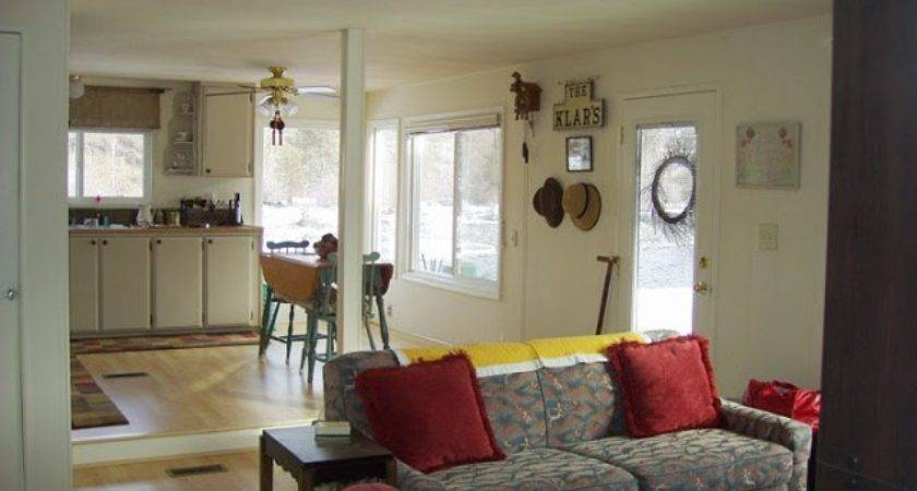 Remodeling Mobile Home Walls Pin Pinterest