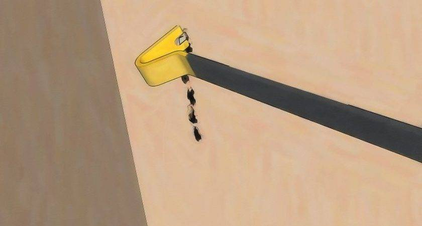 Remove Drywall Steps Wikihow