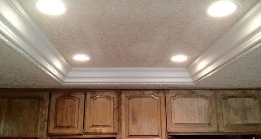 Remove Fluorescent Lights Replace Can