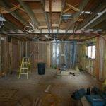 Remove Load Bearing Wall Steel Beam Youtube