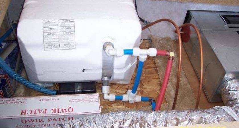 Removing Atwood Water Heater Sunline Coach