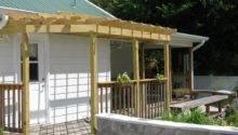 Renovation Neighborhood Pergola Added August