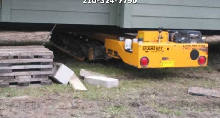 Rent Translift Machine Help Move Mobile Home