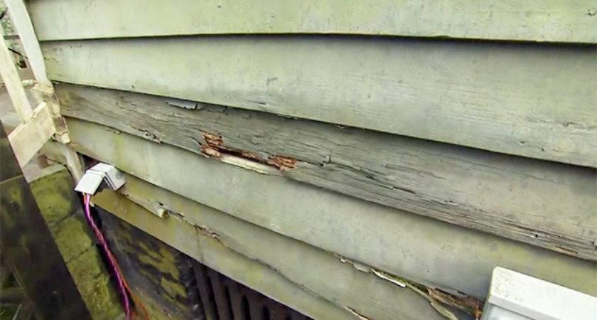 Repair Damaged Wood Siding Today Homeowner
