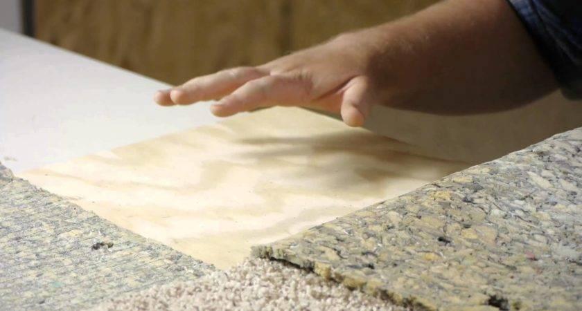 Replace Carpet Padding Without Replacing