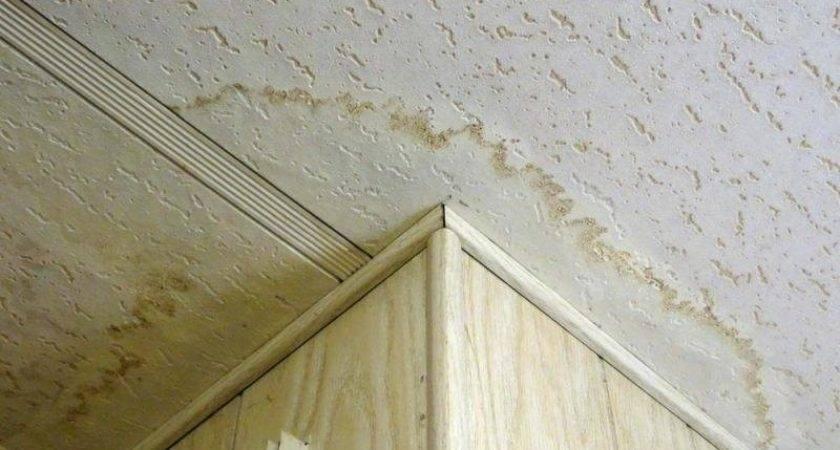 Replace Ceiling Panels Mobile Home