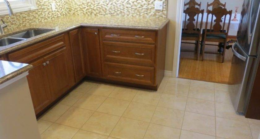 Replace Ceramic Tile Floor Kitchen Morespoons