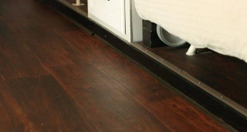 Replace Flooring Raised Slide