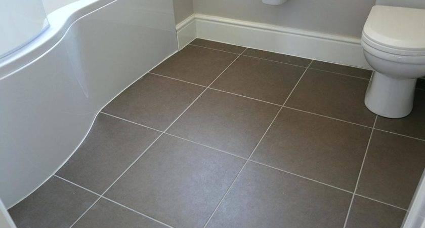 Replace Linoleum Floor Bathroom Thefloors