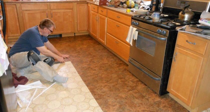Replace Linoleum Flooring Kitchen Thefloors