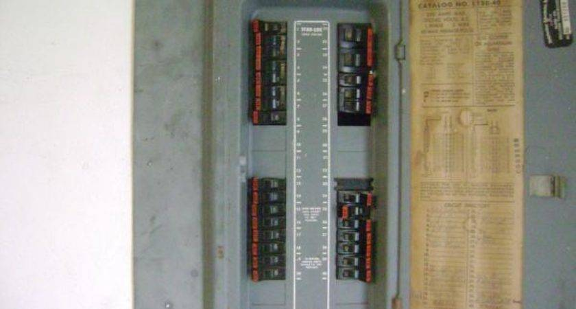 Replace Old Fpe Load Center Doityourself Community