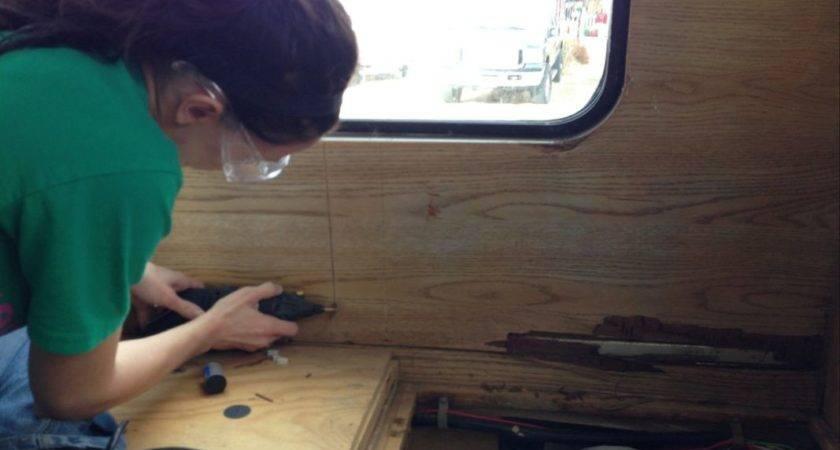 Replace Paneling Remodel Nomadic Powers