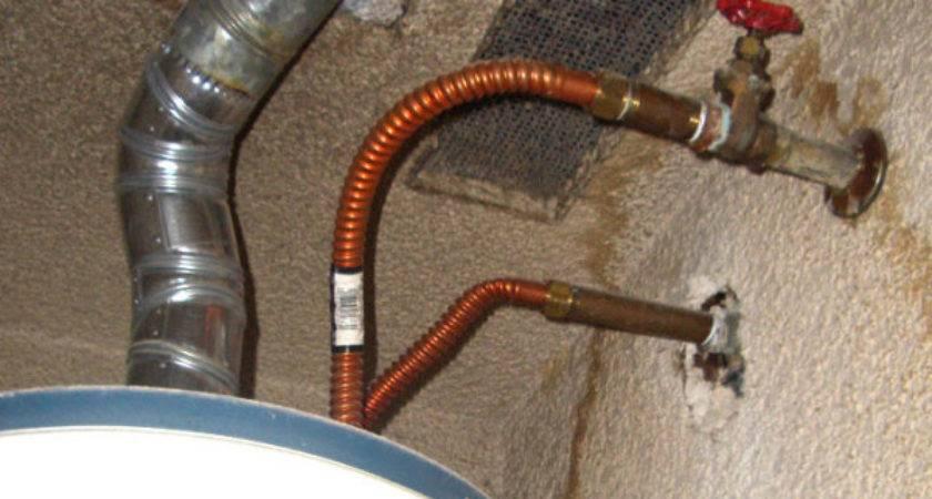 Replace Water Heater Supply Valve Handyman Las