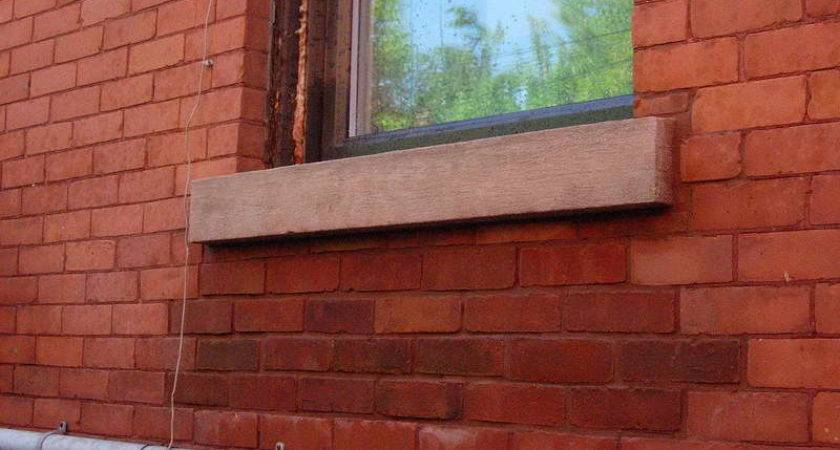 Replace Window Sill Your Interior Wall
