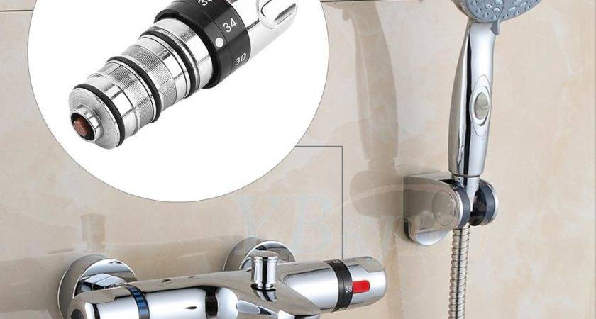 Replacement Bathroom Thermostatic Mixer Tap Spool Mixing