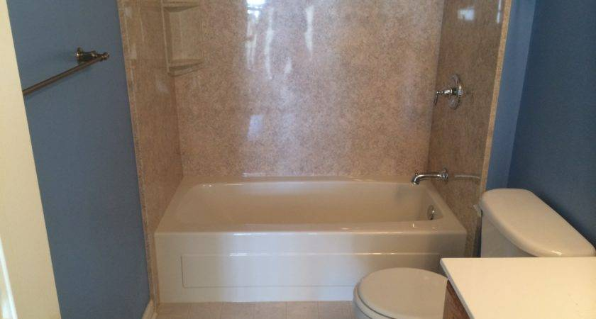 Replacement Tub Completed Macungie Rebath Northeast