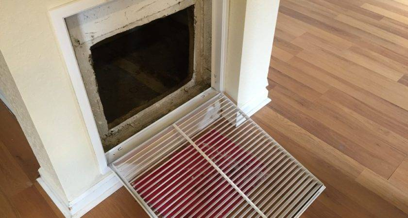 Replacing Central Air Conditioner Return Vent Cover