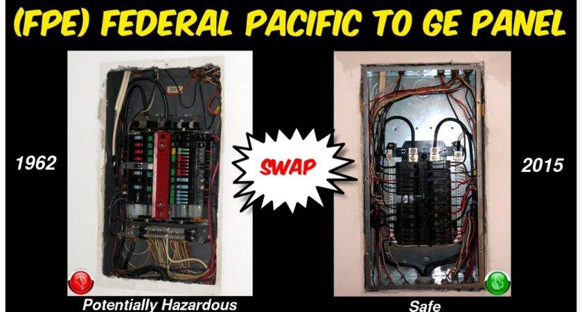 Replacing Federal Pacific Breaker Panel Fpe Zinsco