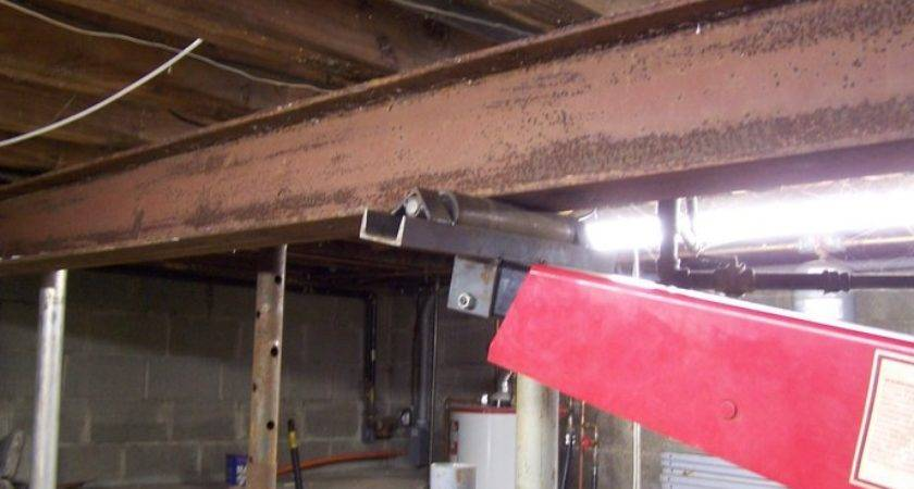 Replacing Rotted Barn Beams Yesterday Tractors
