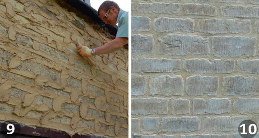 Repoint Wall Homebuilding Renovating