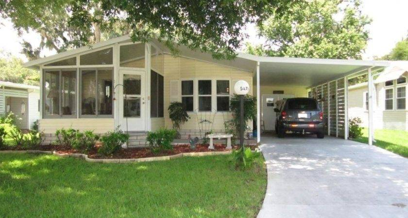 Resale Mobile Homes Under Ocala Fla Retirement