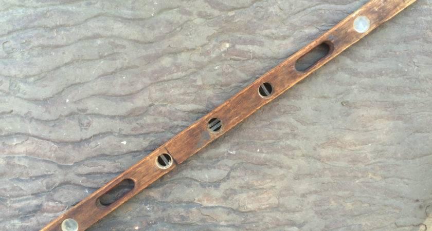 Reserved Kayde Wooden Level Vintage Wood