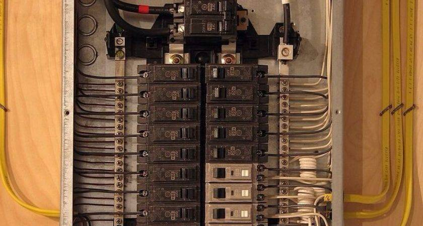 Residential Electrical Panels Upgrading Your Main